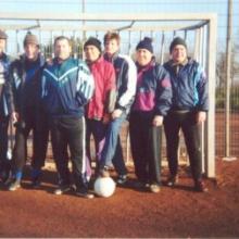 Футбол в Koln-Chorweiler