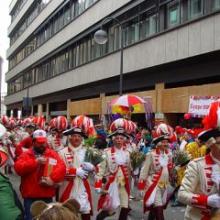 КАРНАВАЛ в Кёльне. 2009-02-22