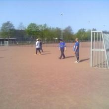 Наш футбол, Кёльн 2011. 2011-04-28