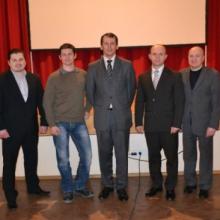 """Учреждение в Германии новой политической партии: «EINHEIT – Aussiedler und Migranten Partei Deutschland"""". 2011-04-28"""