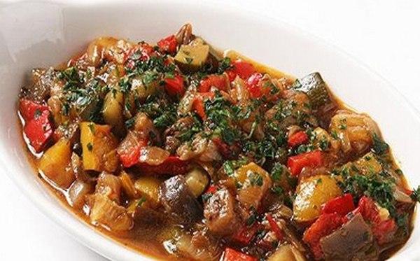 Мясные блюда с баклажанами рецепты с фото